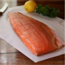 Wild King Salmon Fillet