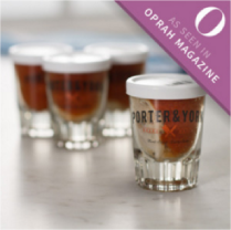 4 Oyster Shooters & Shot Glasses